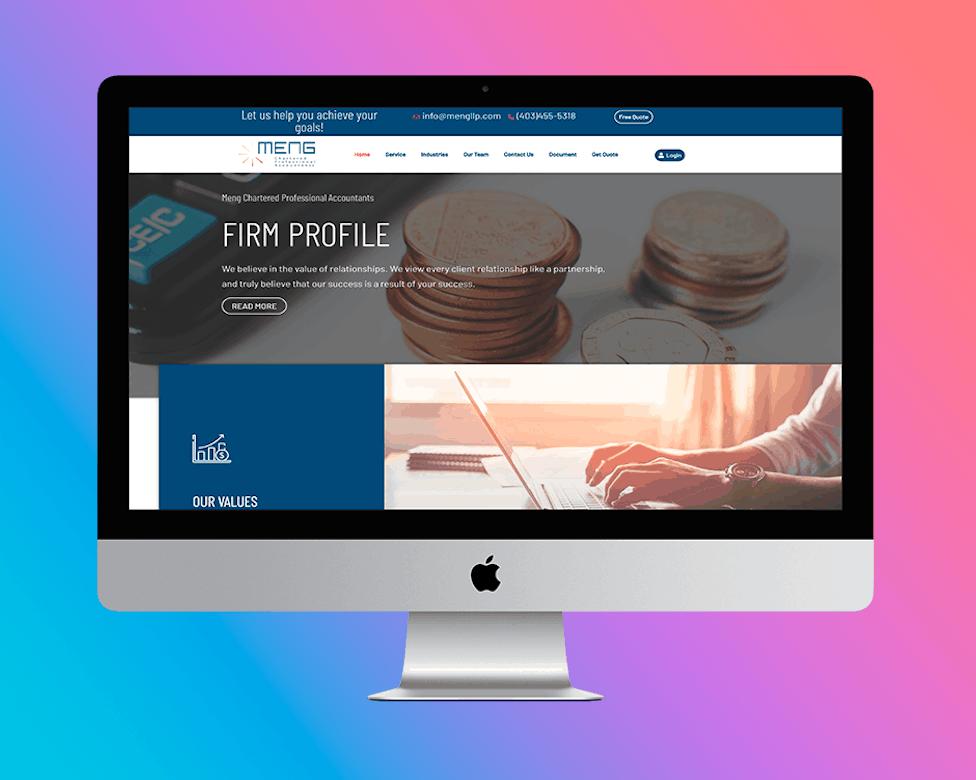 Website Design In Calgary